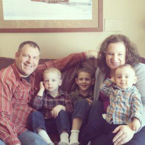 Houck Family